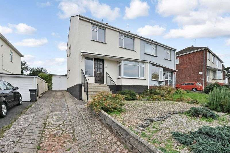 3 Bedrooms Semi Detached House for sale in Frobisher Green, Torquay