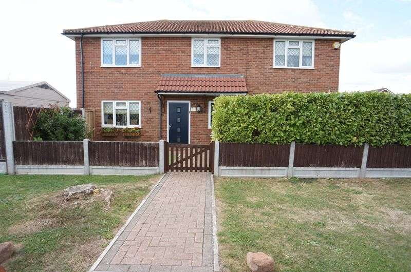 4 Bedrooms Detached House for sale in Miramar Avenue, Canvey Island