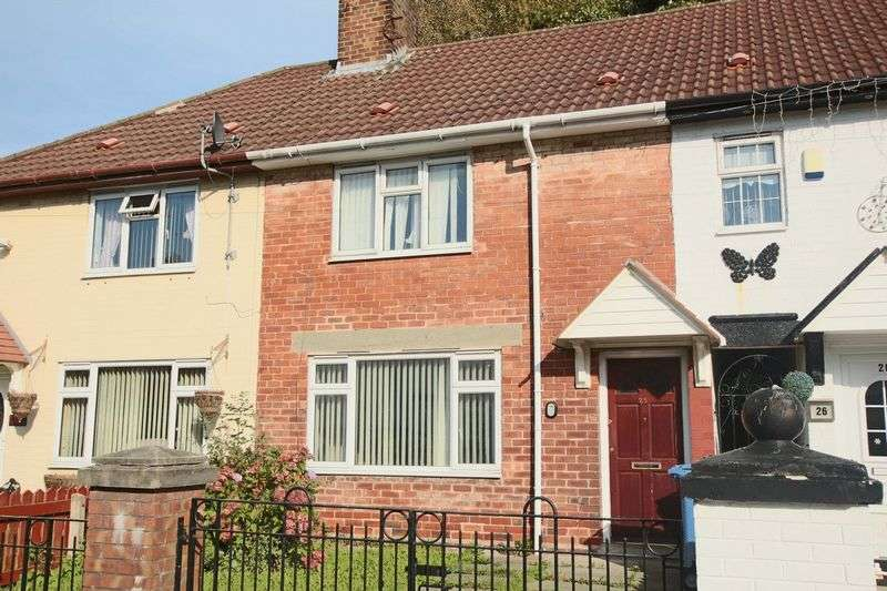 3 Bedrooms Terraced House for sale in Callington Close, Knotty Ash, Merseyside L14 8XP