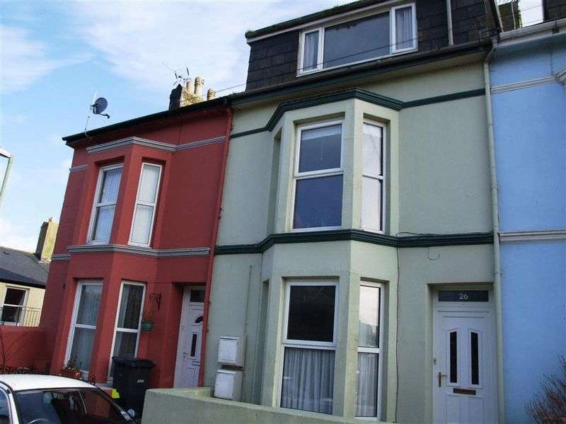 2 Bedrooms Flat for sale in SOUTH FURZEHAM ROAD, BRIXHAM