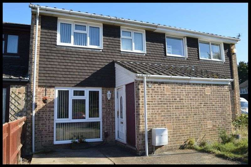 3 Bedrooms Terraced House for sale in Wetherby Gardens, Totton