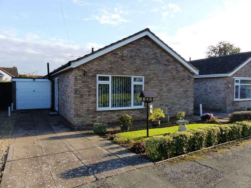 2 Bedrooms Detached Bungalow for sale in Anderson, Dunholme