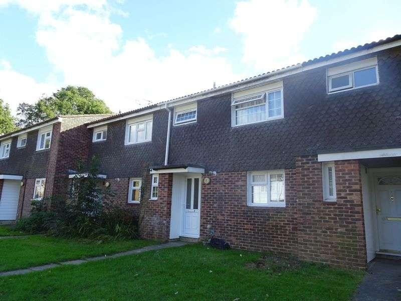 3 Bedrooms Terraced House for sale in Curteys Walk, Bewbush, CRAWLEY