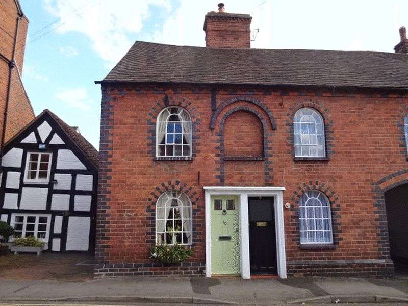 2 Bedrooms Terraced House for sale in Westbourne Street Bewdley DY12 1BS