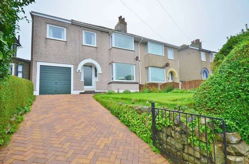 4 Bedrooms Semi Detached House for sale in Sneckyeat Road, Hensingham
