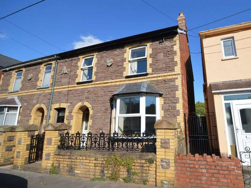 3 Bedrooms Semi Detached House for sale in 12 Hatherleigh Road, Abergavenny
