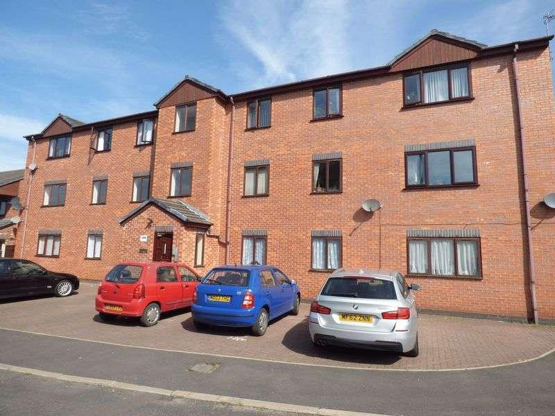 2 Bedrooms Flat for sale in Farmside Close, Warrington