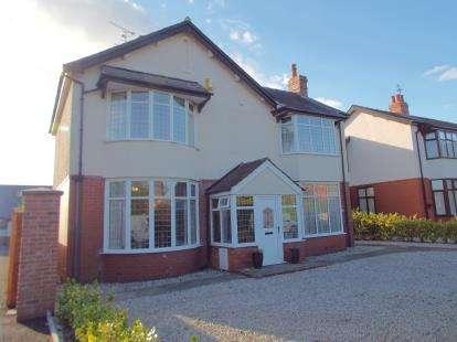 4 Bedrooms Detached House for sale in Garstang Road, Fulwood, Preston, Lancashire, PR2