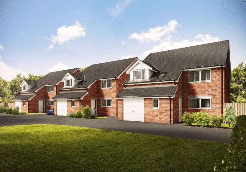 4 Bedrooms Detached House for sale in Westhaven Mews, Skelmersdale, WN8 6SJ