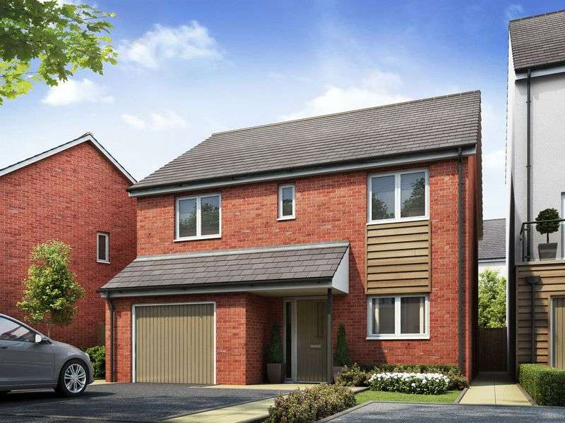4 Bedrooms Detached House for sale in The Hannington, Plot 110 Branston Leas