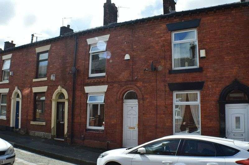 2 Bedrooms Terraced House for sale in Hollinhall Street, Oldham
