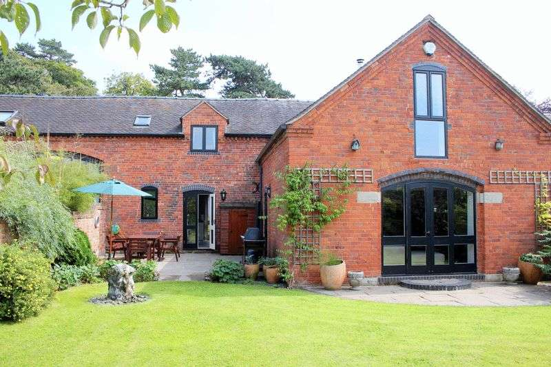 4 Bedrooms Terraced House for sale in Manor Court, Bishops Offley, Eccleshall
