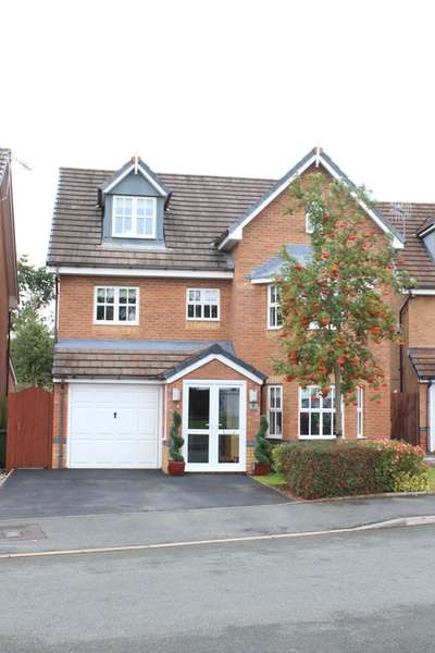 5 Bedrooms Detached House for sale in Rimsdale close, Liverpool, Merseyside, L17