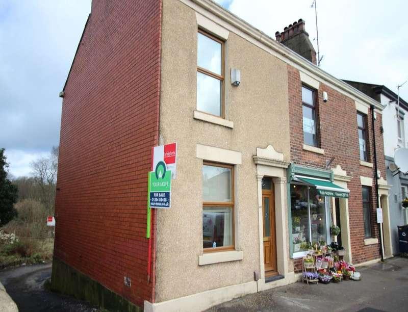 2 Bedrooms Property for sale in Preston Old Road, Blackburn, BB2