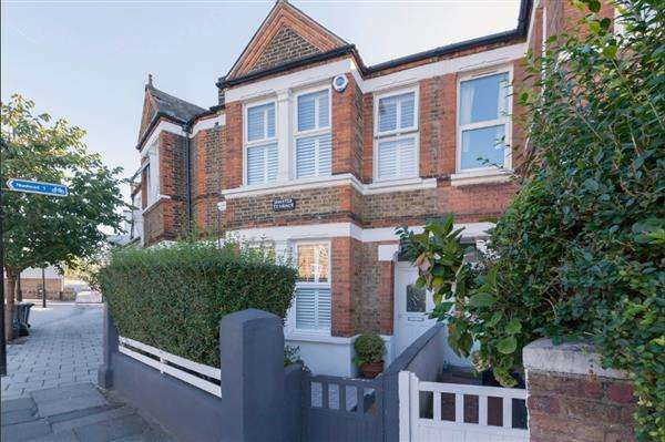 2 Bedrooms Terraced House for sale in St Norbert Road, Brockley