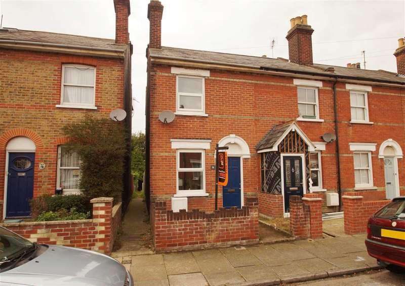 2 Bedrooms End Of Terrace House for sale in Wickham Road, Colchester