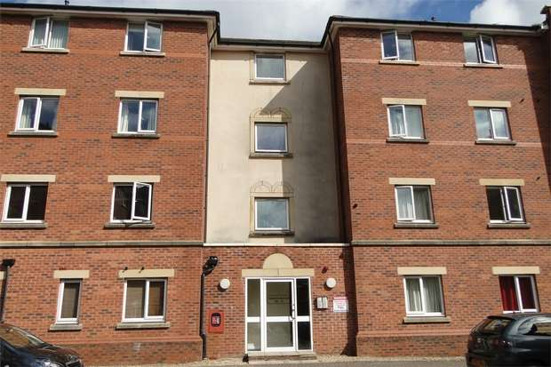 1 Bedroom Flat for sale in Clos Dewi Sant, Canton, Cardiff, South Glamorgan