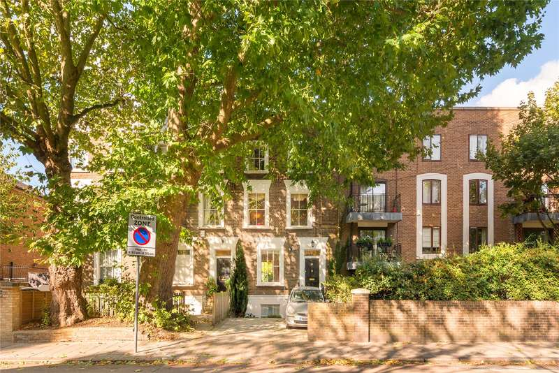 4 Bedrooms Terraced House for sale in Westbridge Road, London, SW11