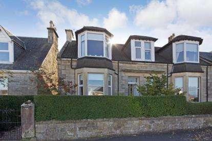 4 Bedrooms Semi Detached House for sale in Portencross Road, West Kilbride