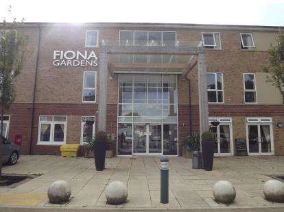 2 Bedrooms Flat for sale in Fiona Gardens, 29 Atkinson Road, Sale, Greater Manchester