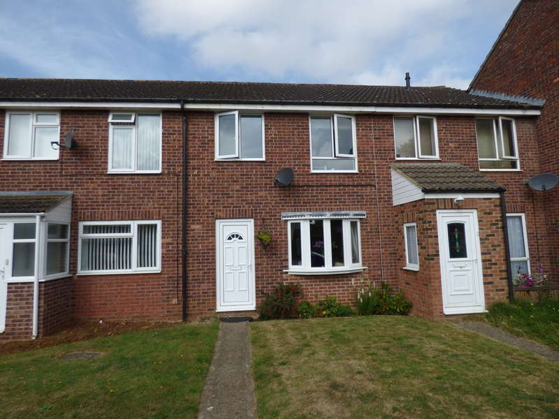 3 Bedrooms Terraced House for sale in Cheviot Way, Banbury