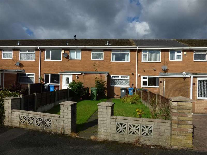 3 Bedrooms Property for sale in Ashworth Close, Chadderton, OLDHAM, Lancashire, OL9