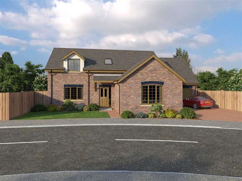 4 Bedrooms Property for sale in Glanfryn Court, Heol Cwmmawr, Dreafch, Nr Cross Hands