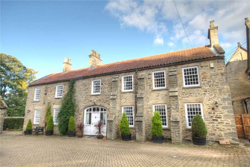 4 Bedrooms Detached House for sale in Fir Tree Grange, Howden Le Wear, Crook, DL15