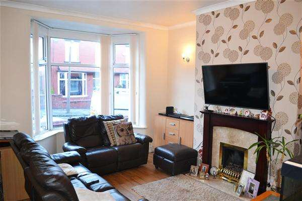 3 Bedrooms Terraced House for sale in Kylemoor Avenue, Bolton