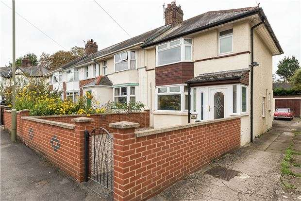 3 Bedrooms Terraced House for sale in Campbell Road, OXFORD, OX4 3NX