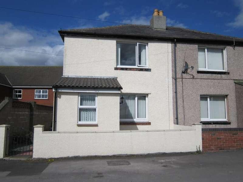 3 Bedrooms Semi Detached House for sale in Highmoor, Wigton, CA7
