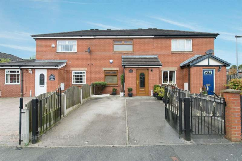 2 Bedrooms Terraced House for sale in Rutland Drive, Bury, Lancashire