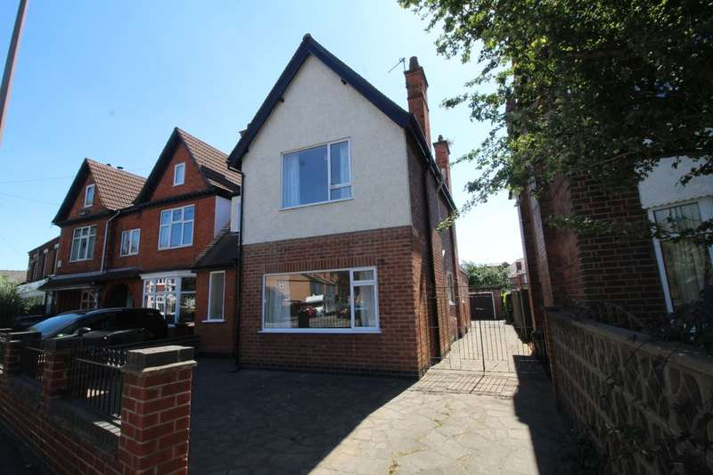 3 Bedrooms Detached House for sale in Nottingham Road, Long Eaton, Nottingham, NG10