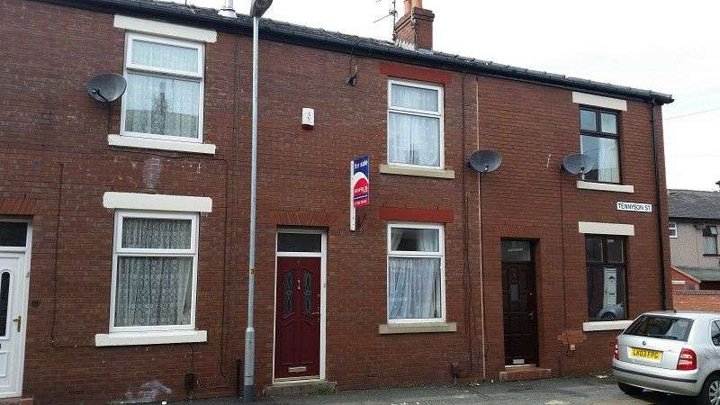 2 Bedrooms Terraced House for sale in Tennyson Street, Rochdale, Greater Manchester. OL11 1LY