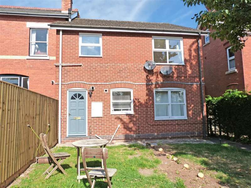 2 Bedrooms Apartment Flat for sale in Queens Hill Gardens, Whitecross, Hereford, HR4