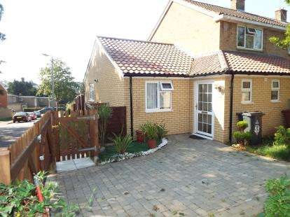 1 Bedroom Bungalow for sale in Spring Drive, Stevenage, Hertfordshire, England