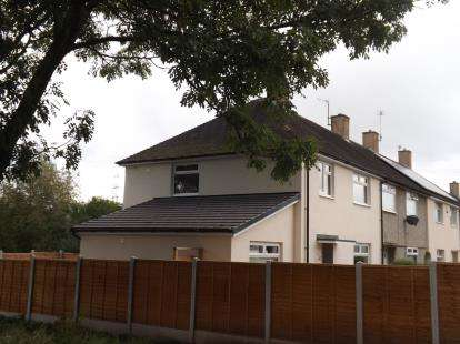 4 Bedrooms End Of Terrace House for sale in Brooksby Lane, Clifton, Nottingham