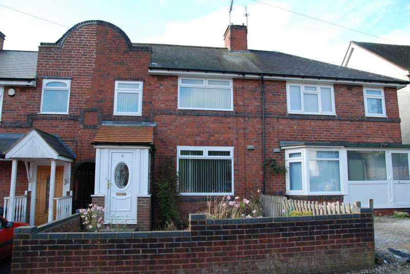 3 Bedrooms Terraced House for sale in Mill Hill, Smethwick, B67 6HR