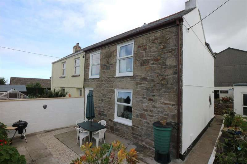 4 Bedrooms Semi Detached House for sale in Polgine Lane, Troon, Camborne