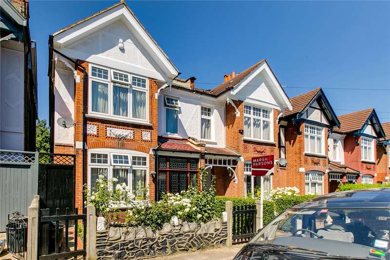 5 Bedrooms Terraced House for sale in Pendle Road, London, SW16