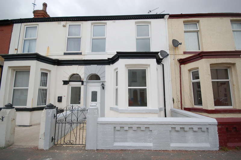 4 Bedrooms Terraced House for sale in Haig Road, Blackpool