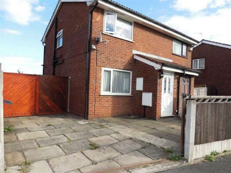 2 Bedrooms Property for sale in Kimbolton Close, West Gorton, Manchester