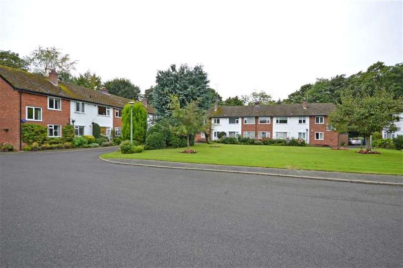 3 Bedrooms Flat for sale in ARDEN COURT, Bramhall Park Road, Bramhall, Stockport, Cheshire, SK7