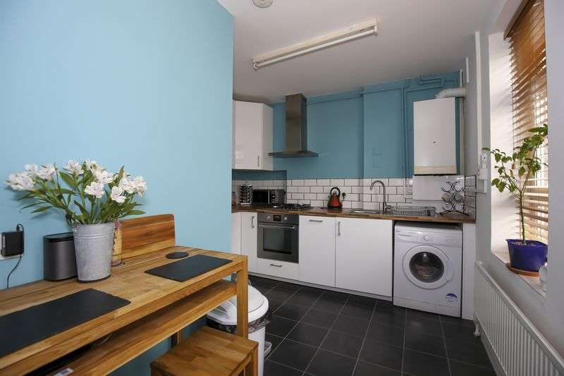 2 Bedrooms Flat for sale in Powell Road, London