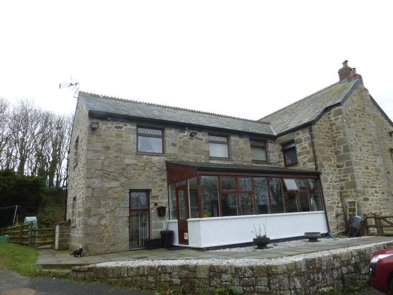 2 Bedrooms Semi Detached House for sale in St. Dennis, St. Austell