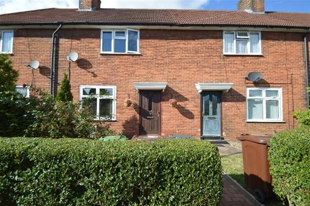 3 Bedrooms Terraced House for sale in Downing Road, Dagenham