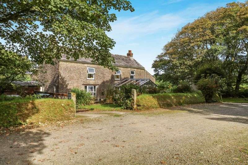 4 Bedrooms Detached House for sale in Davidstow, Camelford