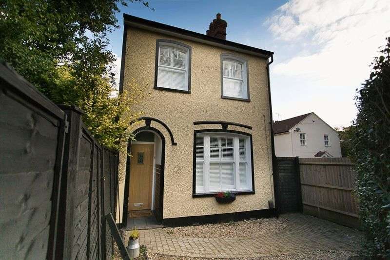 3 Bedrooms Detached House for sale in Sandpit Lane, St. Albans