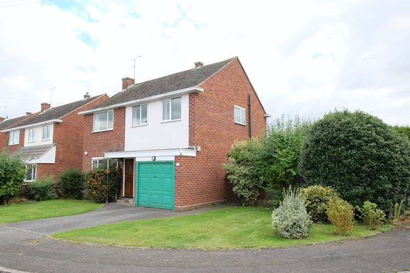 4 Bedrooms Detached House for sale in The Ridgeway, Stourport-On-Severn DY13 8XT