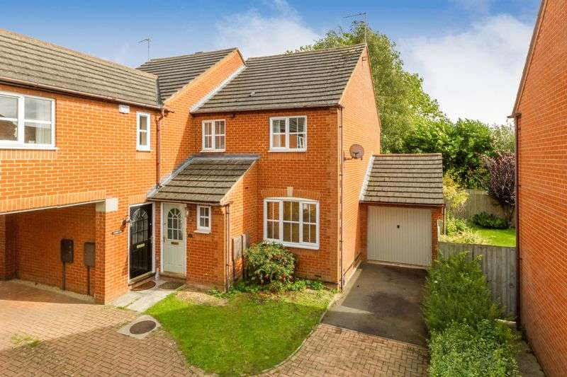 3 Bedrooms Terraced House for sale in Sandford Heights, Oxford